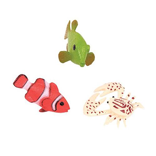 《 美國 B.toys 感統玩具 》TERRA 熱帶海洋╭★ JOYBUS玩具百貨