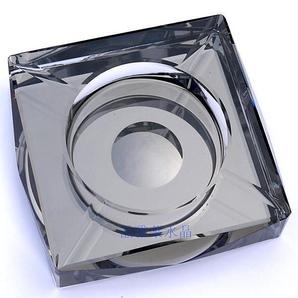 【18cm】煙灰缸水晶 歐式