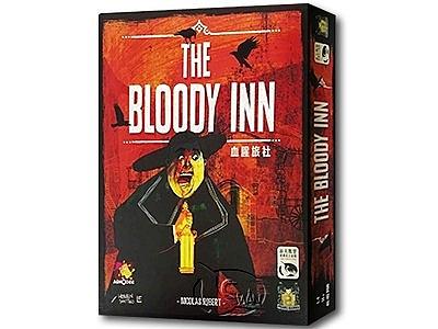 『高雄龐奇桌遊』 血腥旅社 The Bloody Inn 繁體中文版 正版桌上遊戲專賣店