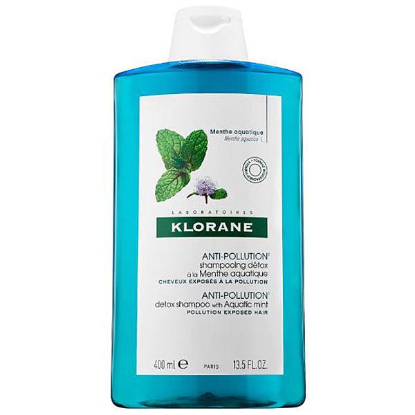 Klorane蔻蘿蘭涼感淨化洗髮精 400ml EXP:2022.01