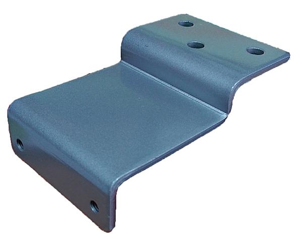加安 N型平行板 外停門弓器用 安裝於門的推邊