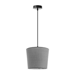 組 - 特力屋萊特 黑吊燈灰色燈罩