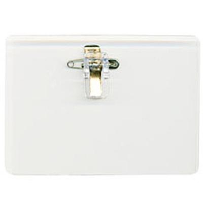 海馬硬質證件套/派司套/識別套 L內徑9.5x6.7cm 100個入盒裝