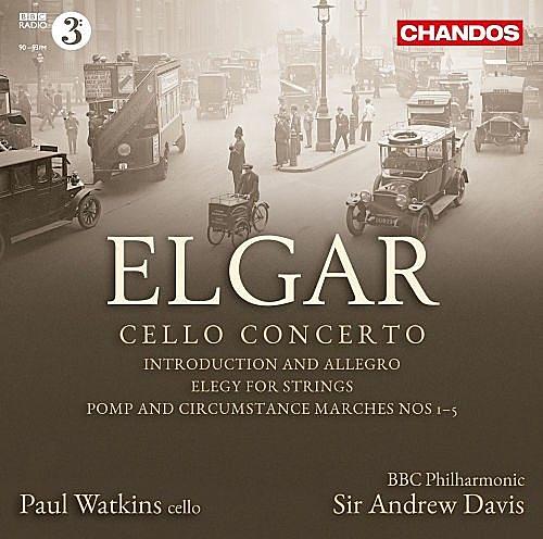 【停看聽音響唱片】【CD】艾爾加:大提琴協奏曲、威風凜凜進行曲1-5號、序奏與快板、哀歌