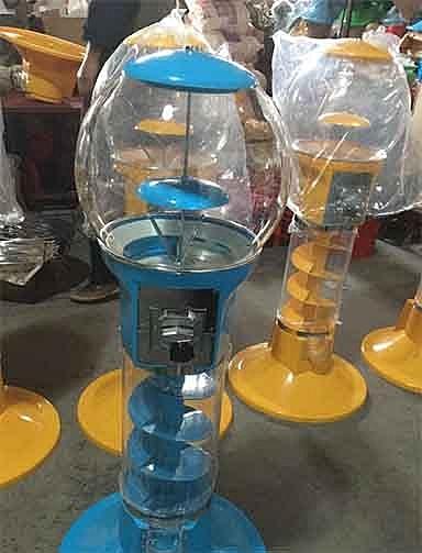 暑期同樂會 中秋節 【可愛造型】免插電 扭蛋機  投幣扭蛋機  趣味扭蛋機  小扭蛋