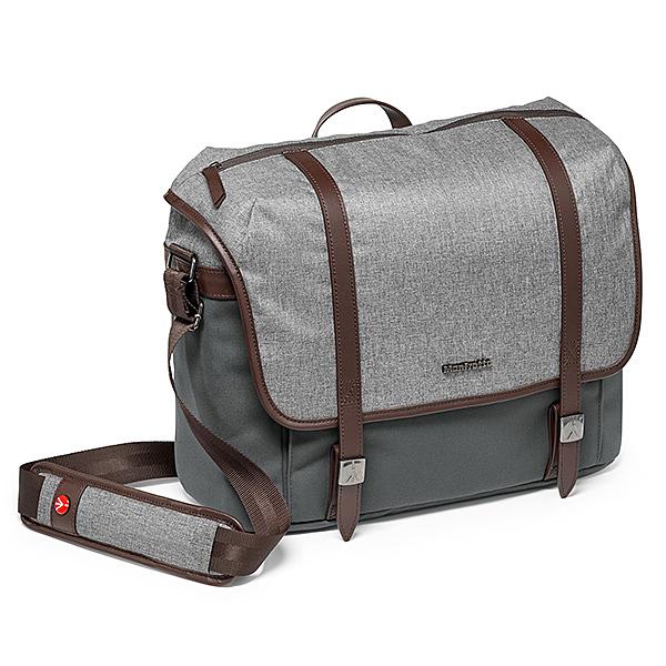 Manfrotto MB LF-WN-MM Windsor 溫莎生活系列 中型郵差包 Messenger Bag M【公司貨】