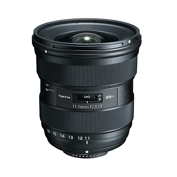 ( 分期零利率 +送uv鏡+拭鏡布) 3C LiFe Tokina ATX-I 11-16mm F2.8 CF 超廣角鏡 (正成公司貨)