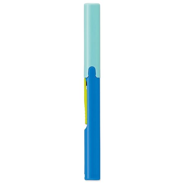 《享亮商城》SC-130P 藍色 攜帶式筆型剪刀(34-575) PLUS