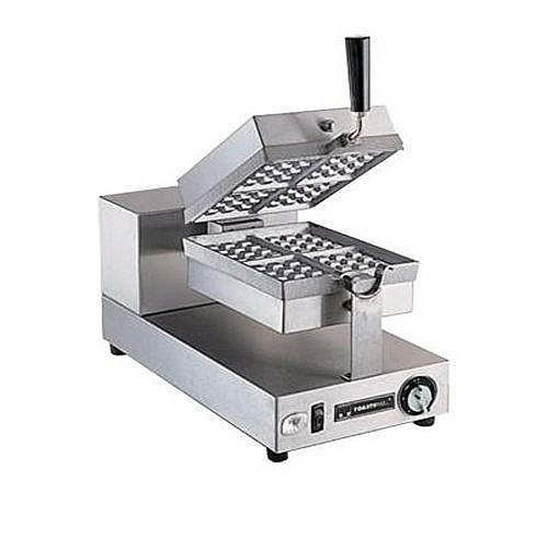 三明治鬆餅機,大格方四型鬆餅機,對角裁切成三角形,快速完成鬆餅 SSK-SWB