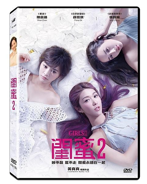【停看聽音響唱片】【DVD】閨蜜2