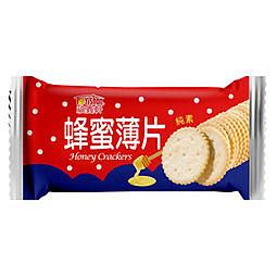 福義軒蜂蜜薄片(25g/包)*3包