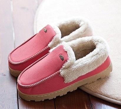 冬季 全包跟 保暖居家防滑厚底可愛毛毛鞋