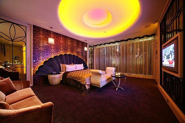 【台中】杜拜風情時尚旅館-E房型住宿券(2013)