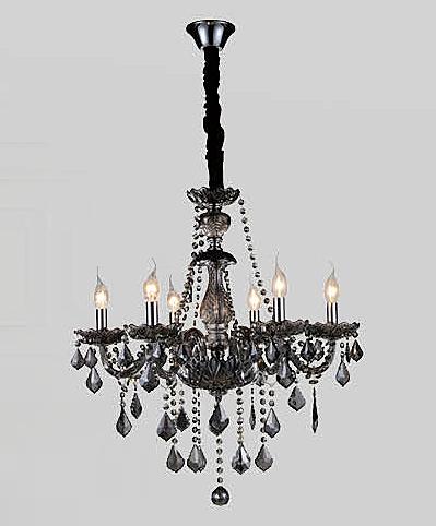 燈飾燈具【燈王的店】現代系列 水晶吊燈6燈 ☆F0363312634