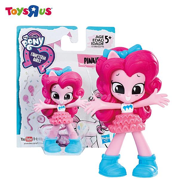 玩具反斗城 彩虹小馬 迷你小馬國女孩基本組