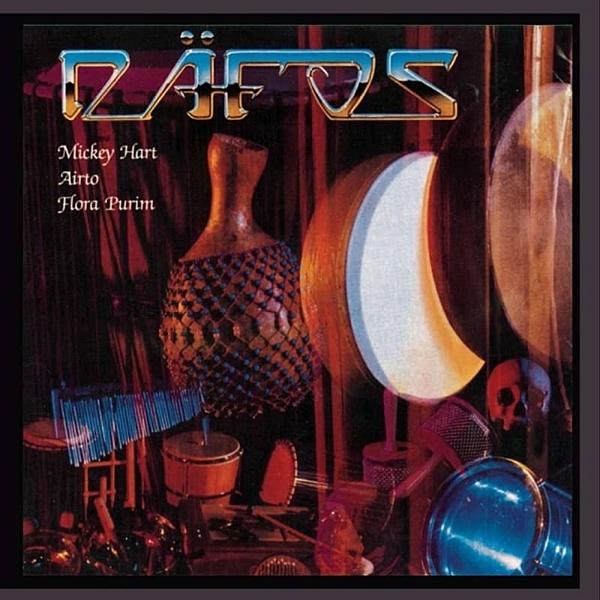 停看聽音響唱片】【CD】Mickey Hart, Airto Moreira &  Flora Purim – Dafos (大鼓跌落地)
