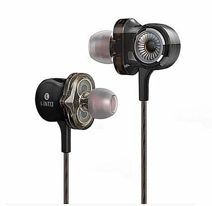 【Love Shop】六動圈耳機 入耳式重低音炮 四核K歌動鐵 DIY魔音HIFI手機通用款