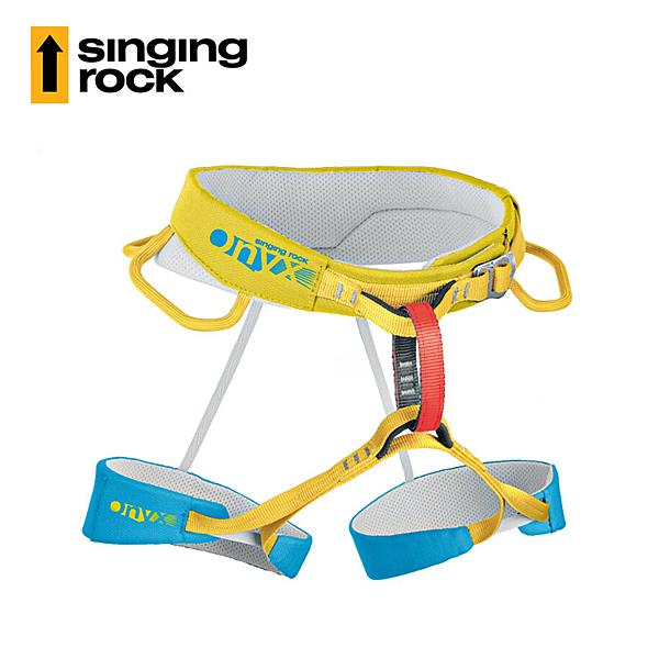 Singing Rock 安全吊帶C5059 ONYX / 城市綠洲(捷克品牌.攀岩.安全帶.運動.人體工學)