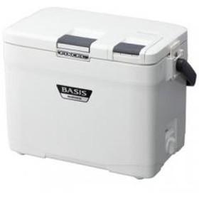 シマノ フィッシングクーラー FIXCEL BASIS(フィクセル・ベイシス) 12L ピュアホワイト