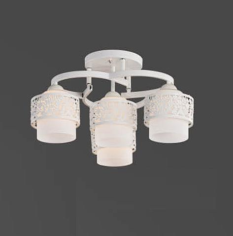 燈飾燈具【燈王的店】現代系列 半吸頂燈3+1燈   ☆ F0363314912