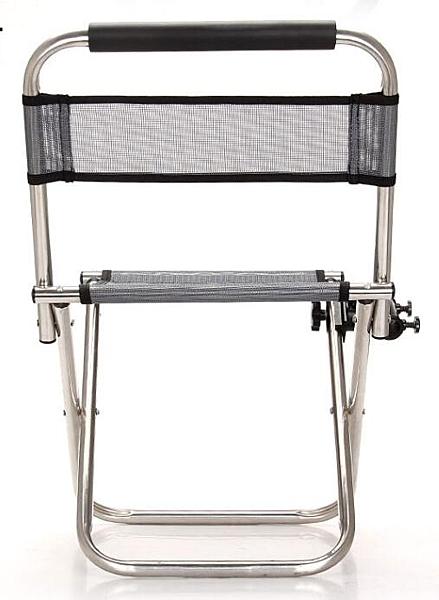 不銹鋼釣魚椅多功能折疊椅帶