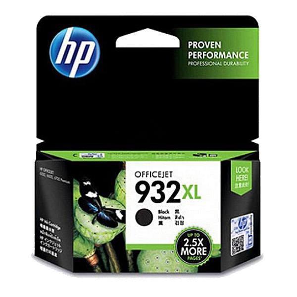CN053AA HP 932XL 大印量黑色墨水匣 適用 OJ 6100/6600/6700/7110/7510A/7612