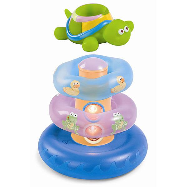 美國 Summer 洗澡玩具 - 閃亮海洋套圈圈 ㊣台灣總代理公司貨
