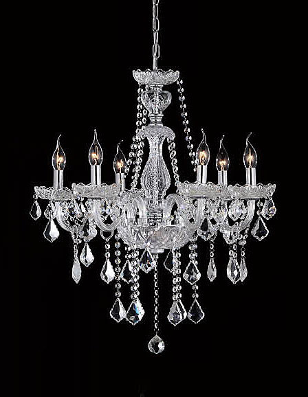 燈飾燈具【燈王的店】現代系列 水晶吊燈6燈 ☆F0363312723