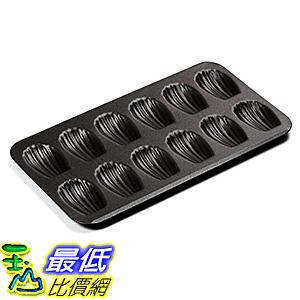 [美國直購] Williams - Sonoma 法式瑪德蓮烤盤 Nonstick Madeleine Pan 15 1/2吋 x 9吋 x 3/4吋