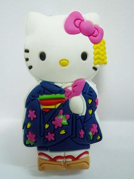 【震撼精品百貨】Hello Kitty 凱蒂貓~指甲剪指甲刀『日本和服和風』
