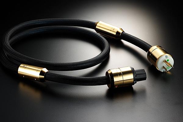 《名展影音》Telos 黃金系列 Golden Reference 電源線 1.5米
