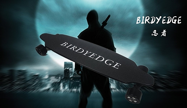 BIRDYEDGE 忍者 電動滑板  高效能電機 滑板 雙驅動 LG韓國 6.6