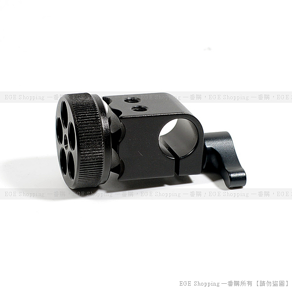 EGE 一番購】HDMI 金屬保護夾 線夾,適用15mm管徑搭配【黑色】