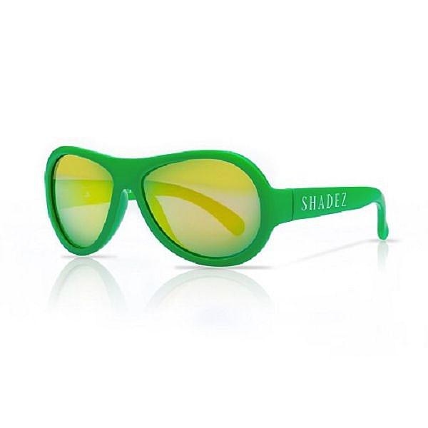 瑞士 SHADEZ 經典款太陽眼鏡~青草綠(0-3歲/3-7歲)