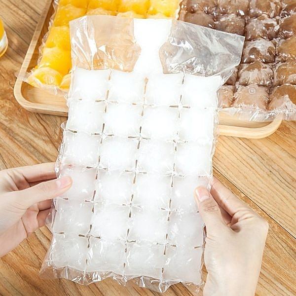 一次性製冰袋 DIY拋棄式自封口製冰袋《10+1片組》