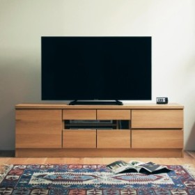 テレビのサイズに合わせて選べるテレビ台[日本製]