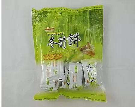 新味軒冬筍餅(270g)*3包【合迷雅好物超級商城】