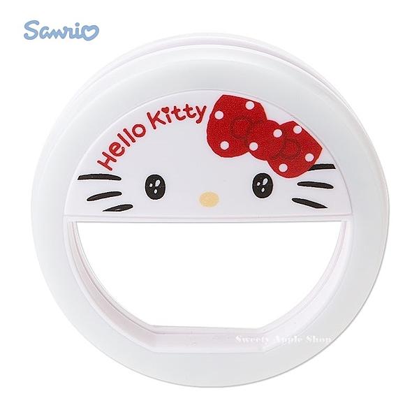 日本限定 HELLO KITTY 三段式 自拍 補光燈 / 自拍燈