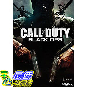 [美國直購 ShopUSA] PC 決勝時刻7:黑色行動 Call of Duty: Black Ops 使命召喚 $1442