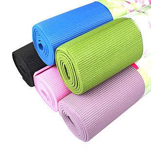 防滑 PVC 瑜伽墊