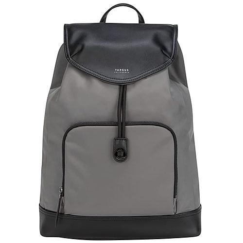 targus Newport拉繩後背包 15吋 月白灰 產品型號:TSB96404