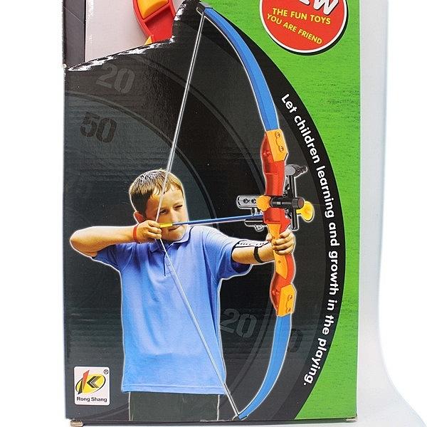 紅外線 兒童弓箭射擊玩具組 吸盤弓箭組 980/一組入{促399} 童玩玩具 弓長77公分 3支吸盤箭43cm-CF110816