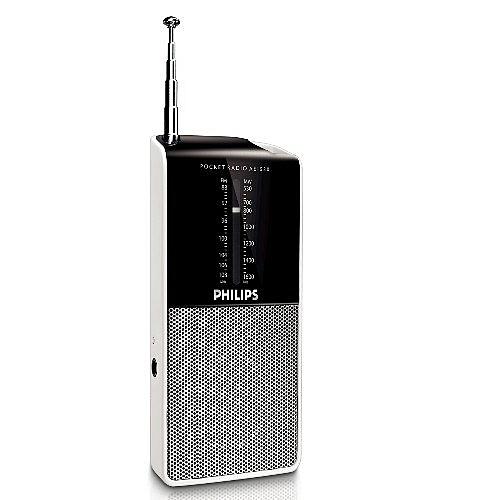 PHILIPS飛利浦迷你口袋收音機 AE1530
