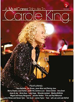 【停看聽音響唱片】【DVD】向卡洛金致敬演唱會