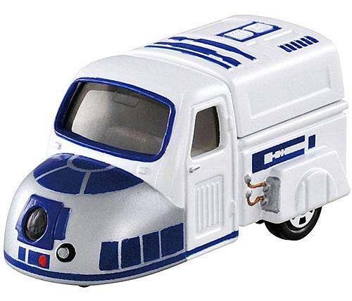 Dream TOMICA 星際大戰 SC-03 R2-D2  Star Wars DS83132 多美小汽車