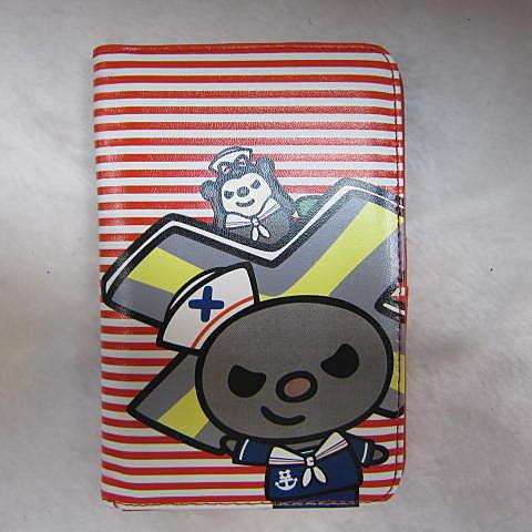 ~雪黛屋~OPEN 小將護照夾 正版授權公司貨商品 防水防刮材質 出國放置護照證件專用夾#721 紅