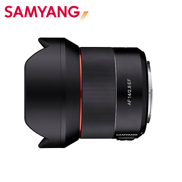 SAMYANG 三陽 AF 14mm F2.8 自動對焦 廣角鏡頭 CANON EF NIKON 全片幅 正成公司貨 一年保固