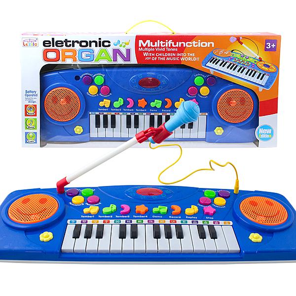 【瑪琍歐玩具】二十五鍵帶話筒電子琴/2505A