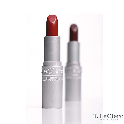 T.LeClerc 蕾克蕾 豐盈亮麗唇膏 Satin Lipstick / RAL satin 3.5g (官方總代理)