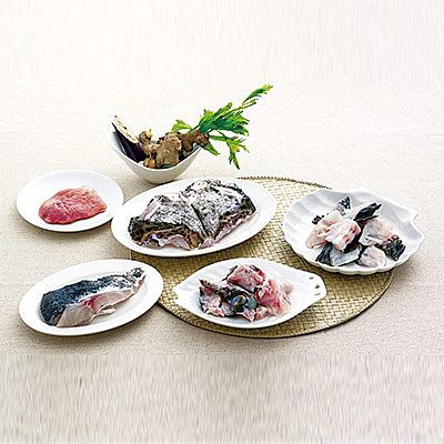 【天和】青斑全魚分切